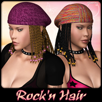 RocknHair by mytilus