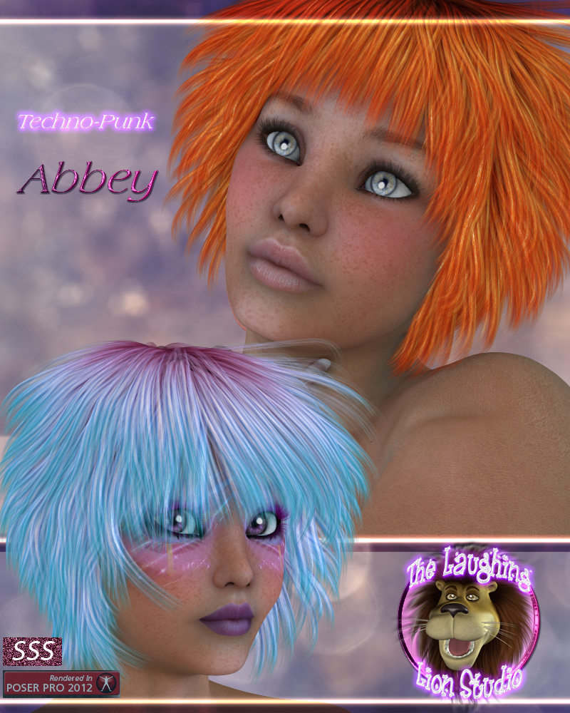 TLLS TechnoPunk-Abbey V4A4