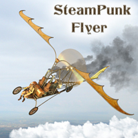 AJ_SteamPunk_Flyer Themed Transportation -AppleJack-