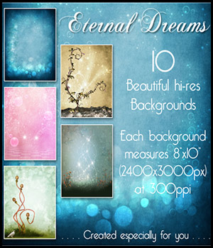 Eternal Dreams 3D Models 2D Graphics Bez