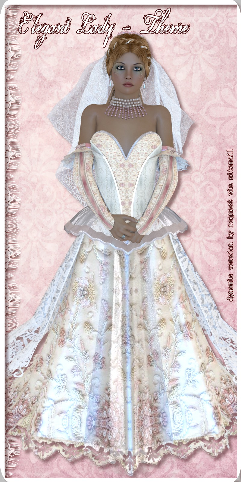 Sweet Valentine-Outfit  - Big Pack 8 Items inc.