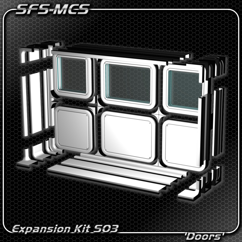 SFS-MCS 'Doors Expansion Kit' (S03)