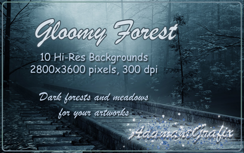 Gloomy Forest