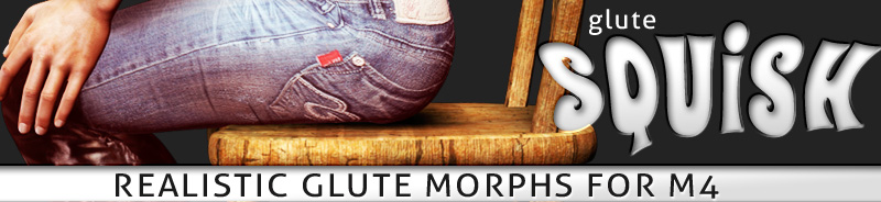i13 SQUISH glute morphs for M4