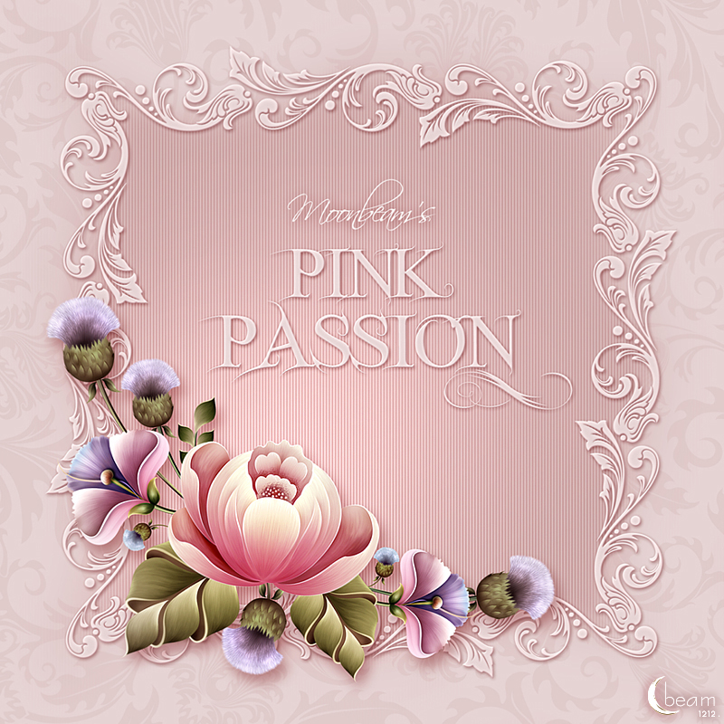 Moonbeams Pink Passion