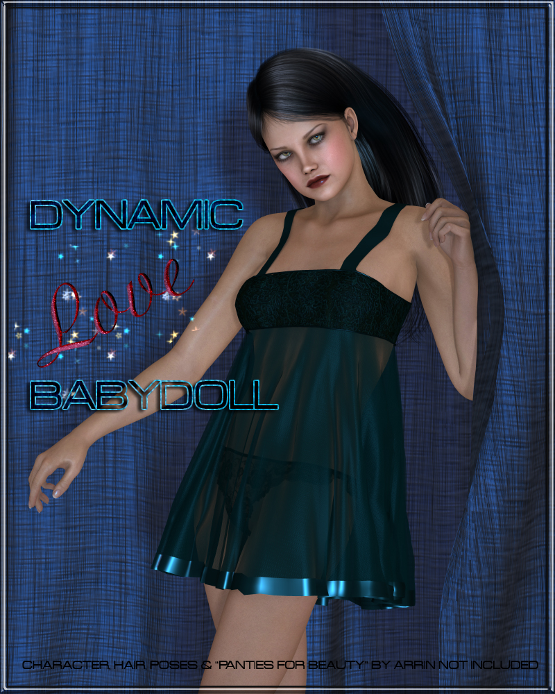 Dynamic Love Babydoll