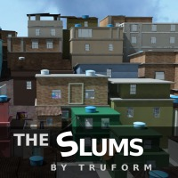 The Slums By TruForm Software Props/Scenes/Architecture TruForm