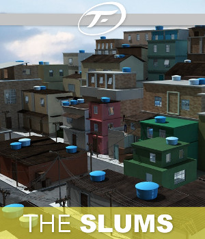 The Slums By TruForm 3D Models TruForm