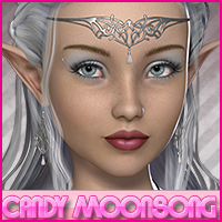 Candy Moonsong Themed Hair Sveva
