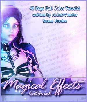 SV Magical Effects Tutorial Tutorials : Learn 3D 2D Graphics Sveva