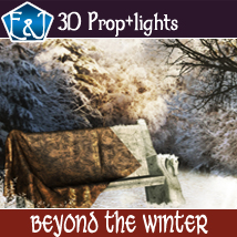 Beyond The Winter Props/Scenes/Architecture Software 2D And/Or Merchant Resources Themed EmmaAndJordi