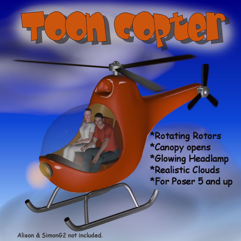 Toon Copter