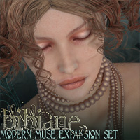 Bibiane: Modern Muses Expansion Set 3D Figure Assets surreality