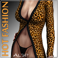 Al3d's HotFashion 3D Figure Assets _Al3d_