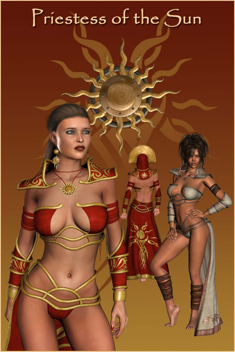 Priestess of the Sun