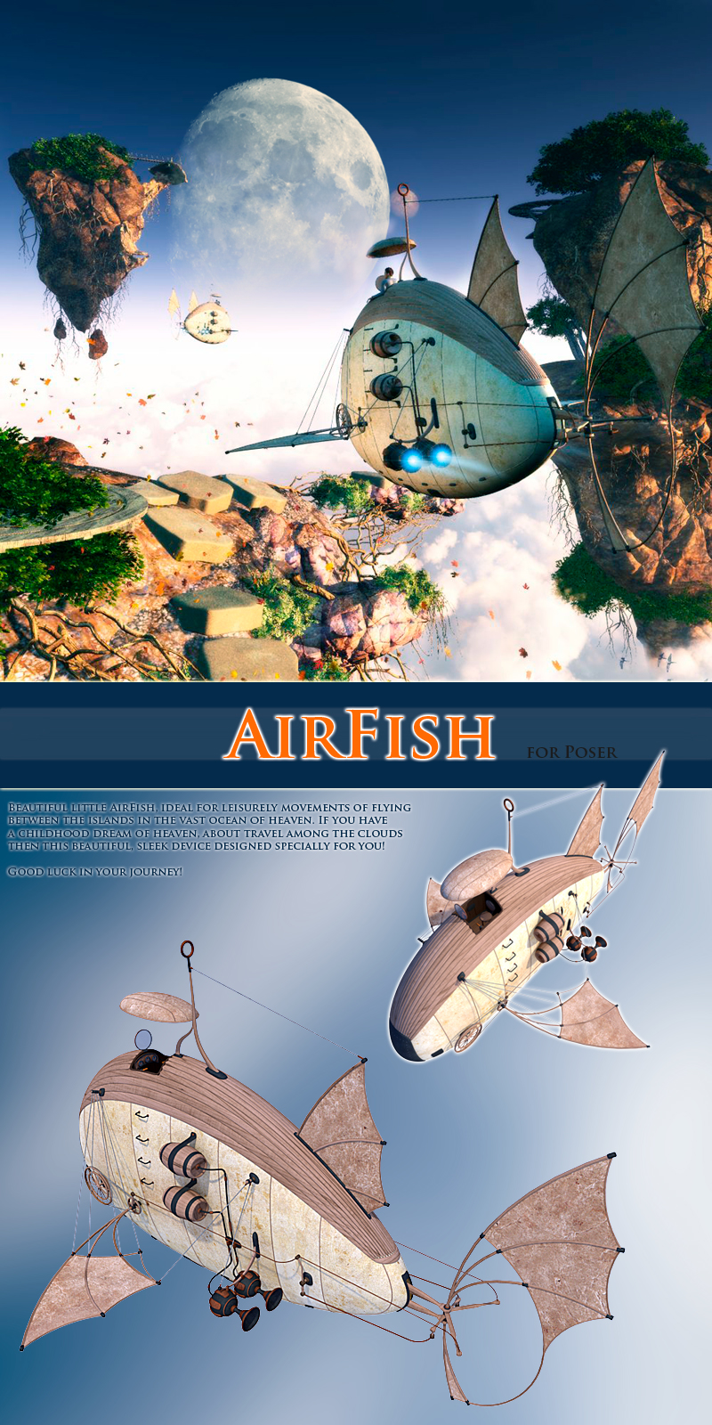 AirFish by 1971s