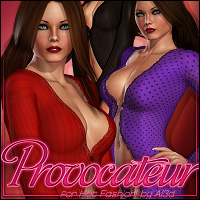 Provocateur for Al3d's HotFashion by Shana