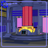 Starship Engineering Room (for Poser) image 1