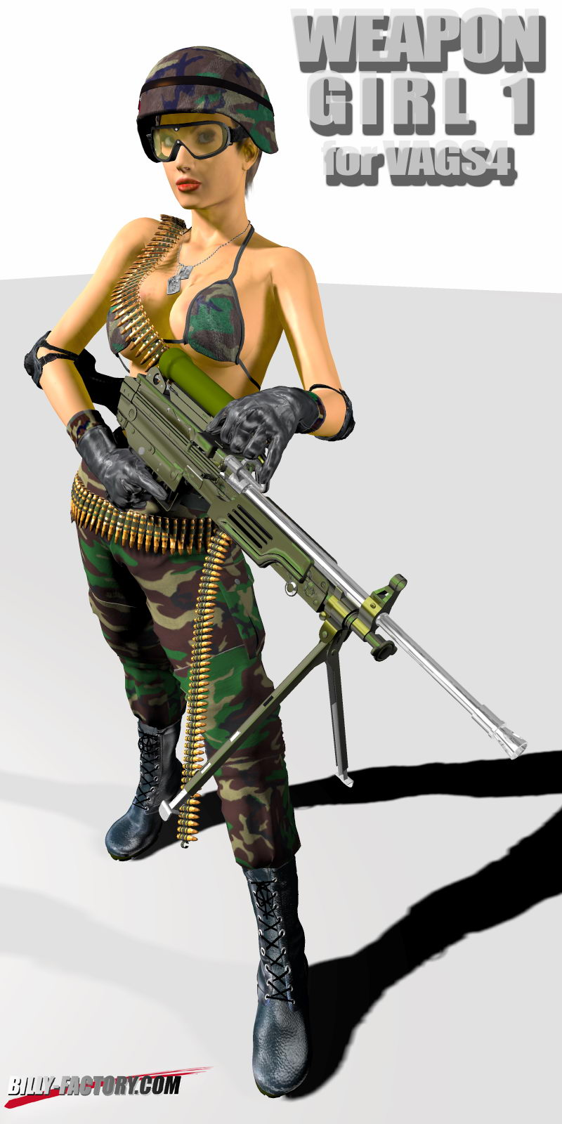 WEAPON GIRL for VAGS4
