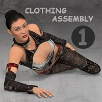 Clothing Assembly 1 for V4 Clothing idler168