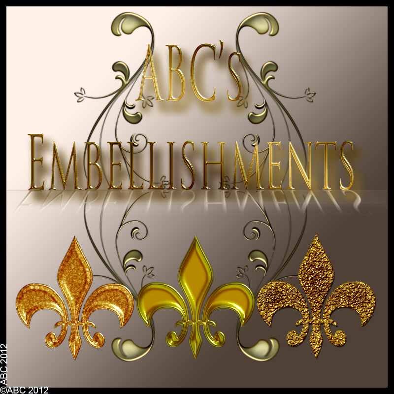 ABC Embellishments