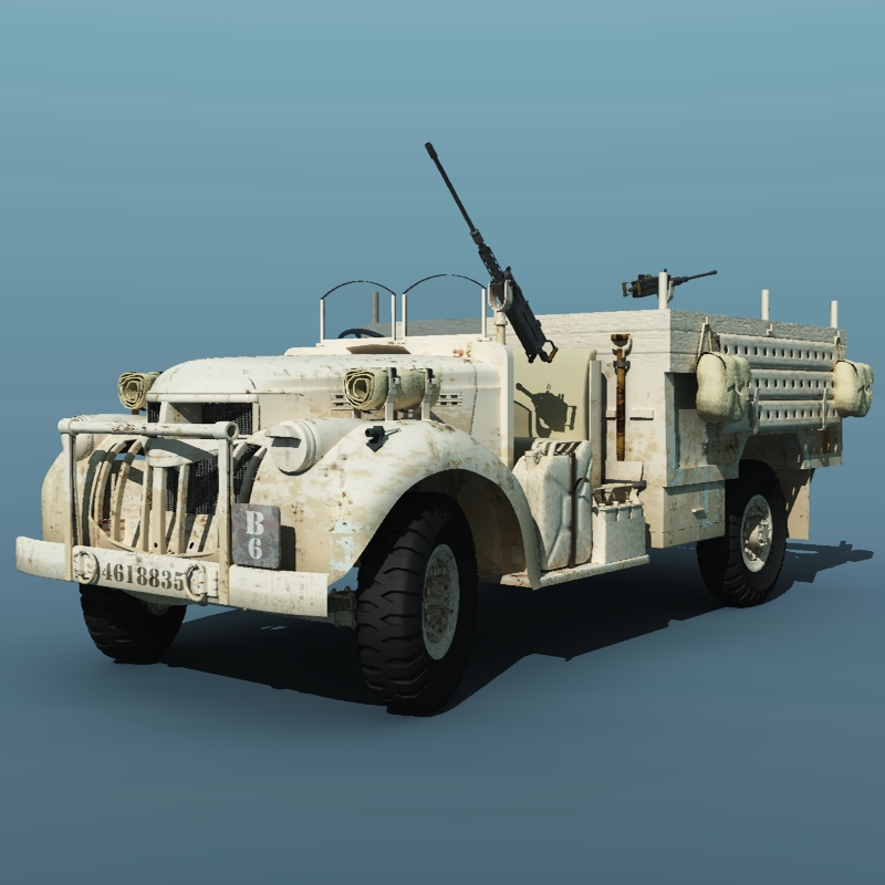 LRDG Canadian Chevrolet ( for Vue )