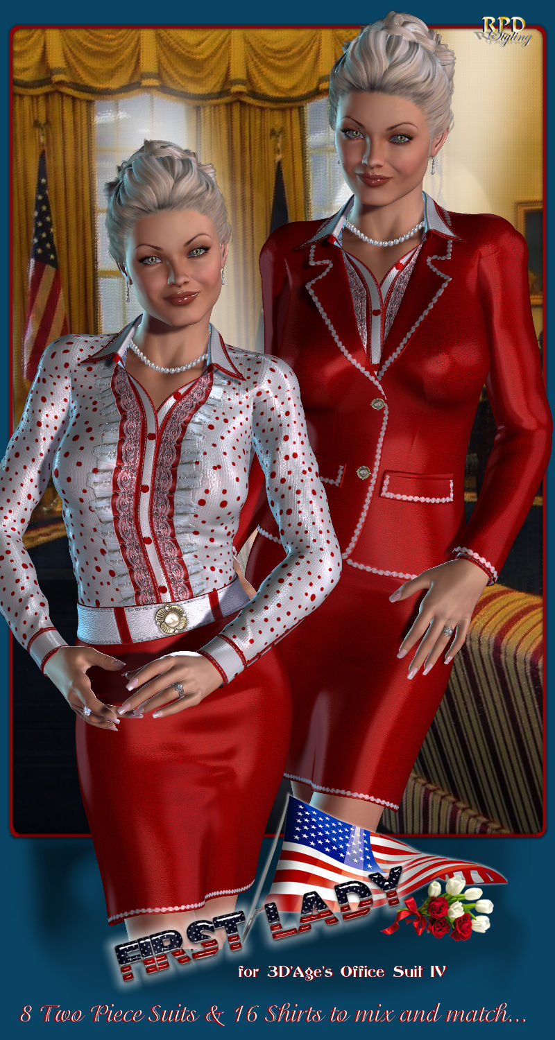 First Lady - Office Suit IV