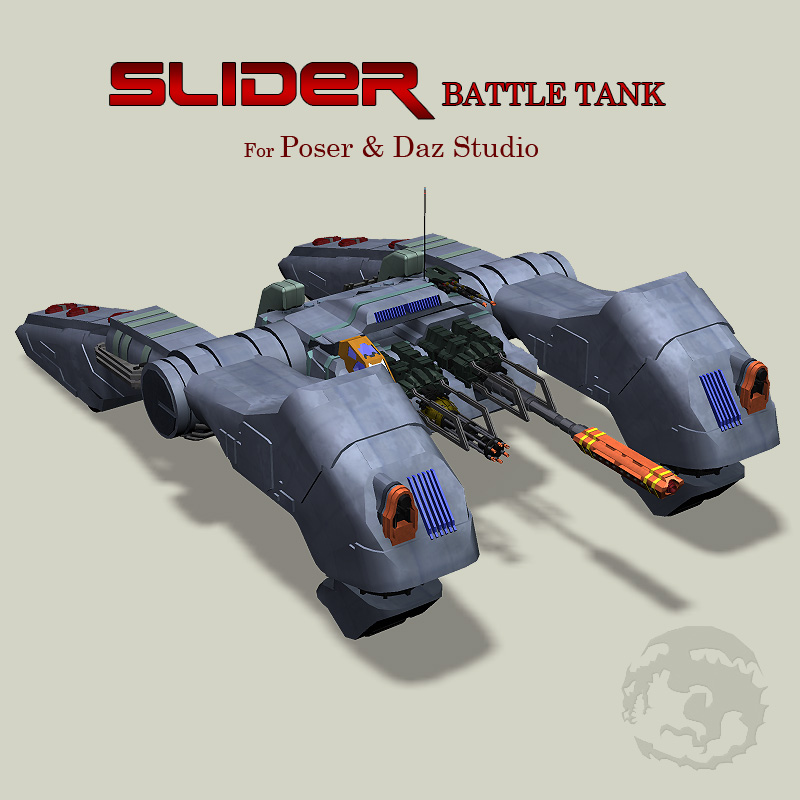 Slider Battle Tank