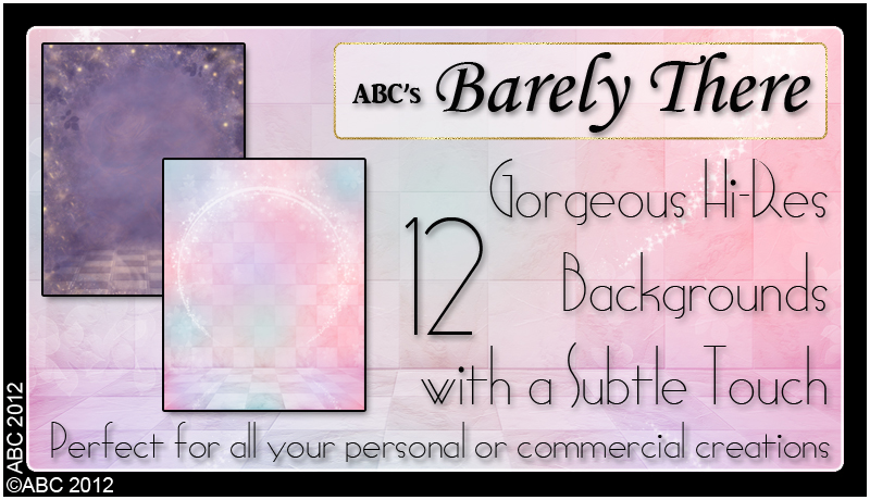 ABC's Barely There