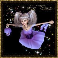 Lil Pixie 3D Figure Essentials 3D Models 3DTubeMagic