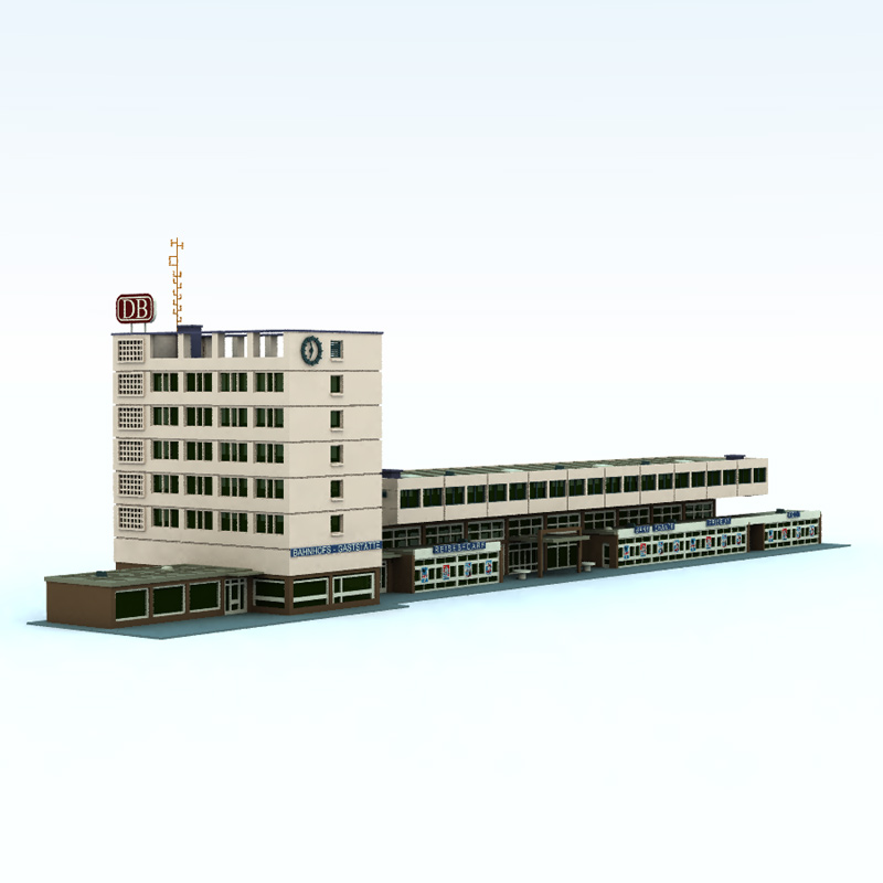 Kehl Station (for Vue)