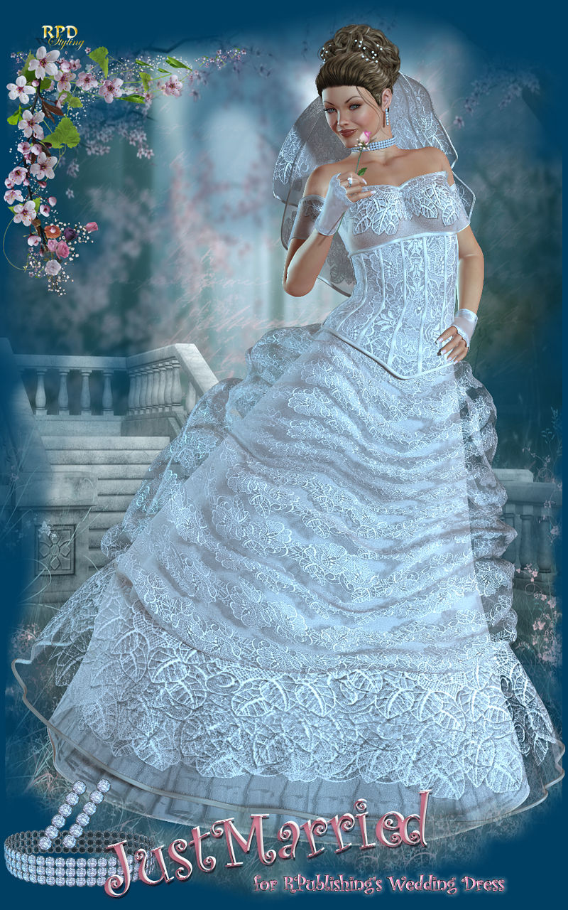 Wedding Dress - Just Married