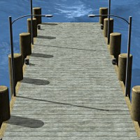 The Pier 3D Models RubiconDigital