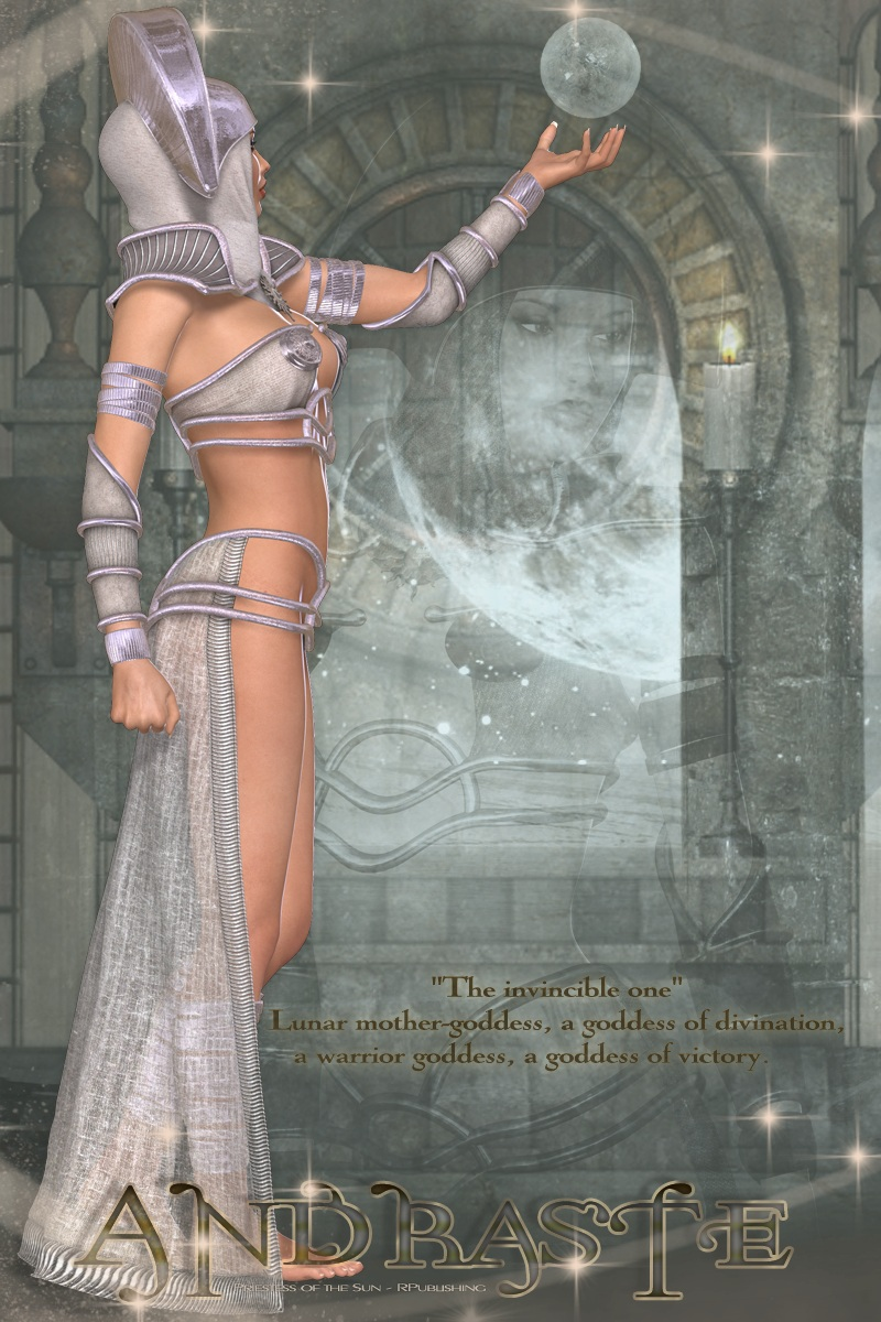 Andraste - Priestess of the Sun