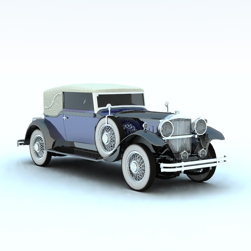Packard Car 1930 (for Vue)