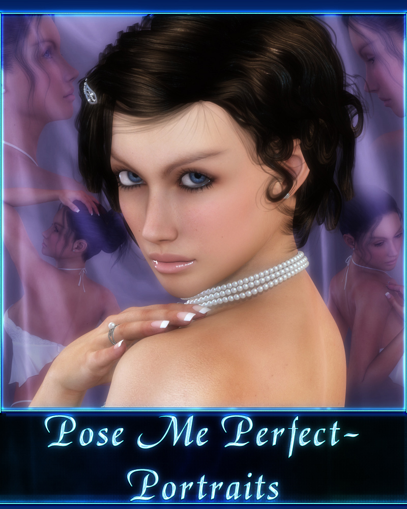 Pose Me Perfect - Portraits