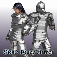 Sickle Heavy Armor Genesis by SickleYield