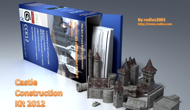 Castle construction kit 2012