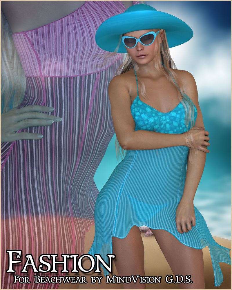 Fashion For BeachWear by MindVision G.D.S