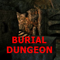 Burial Dungeon Gaming 3D Models 3DDellusion