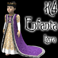 Enfanta for Kids4 3D Models 3D Figure Essentials Lyrra