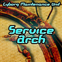 Cyborg Maintenance Unit image 1