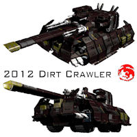 2012 Dirt Crawler Themed Transportation rj001