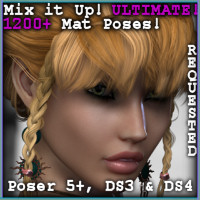 Touchable Lady Elf Hair Themed -Wolfie-
