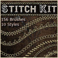 Merchant Resource: Stitch Kit 2D Graphics Merchant Resources Sveva