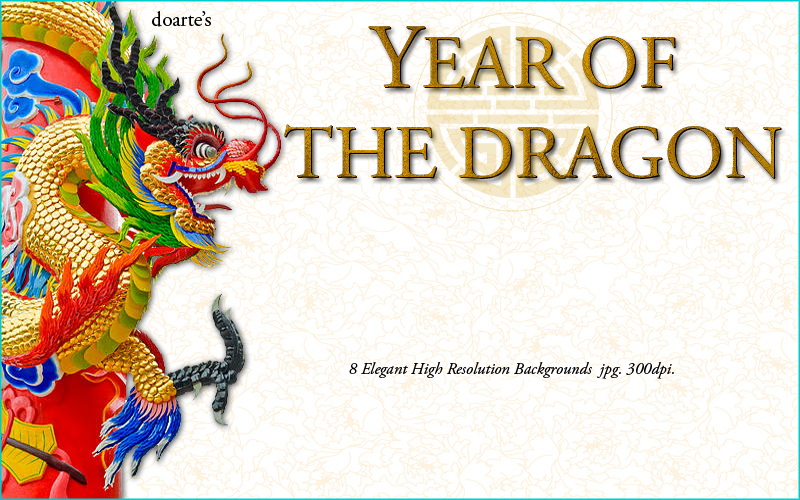 doarte's YEAR OF THE DRAGON