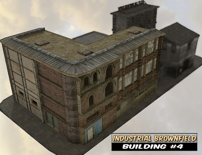 Industrial Brownfield: Building 4