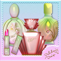 Parfums de Printemps 2D And/Or Merchant Resources Perledesoie