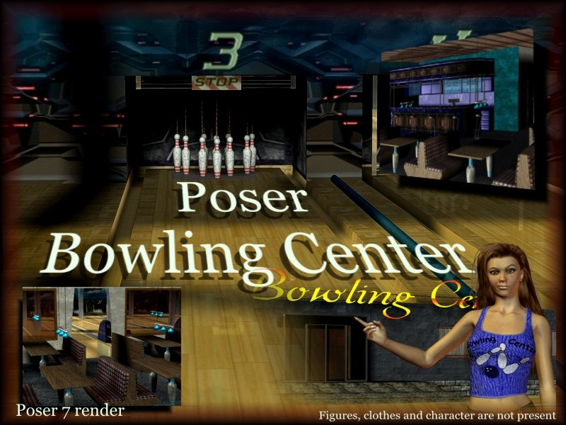 Poser Bowling Center