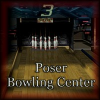 Poser Bowling Center 3D Figure Assets 3D Models mausel